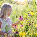 Kinder sind Meister der Achtsamkeit