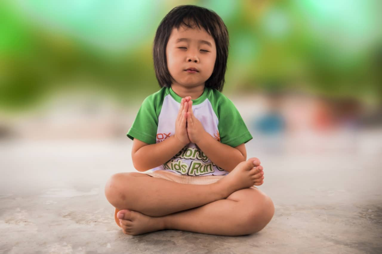 Read more about the article Was ist Kinderyoga?